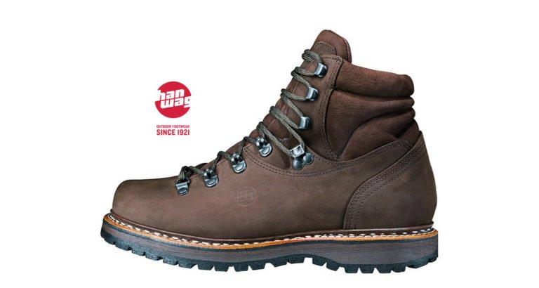 Hanwag Bergler Handcrafted Hikers