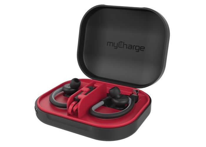 myCharge PowerGear Sound Wireless EarBud Charging Case Review