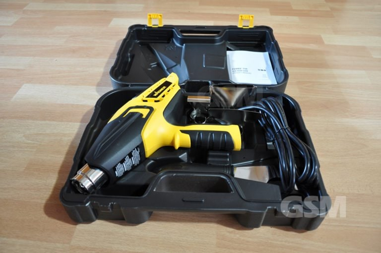 DIY Gear: Wagner Furno 750 Heat Gun Review