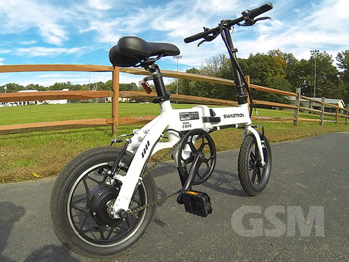 Swagtron EB5 Electric Bike Review: Is this folding e-Bike any good?