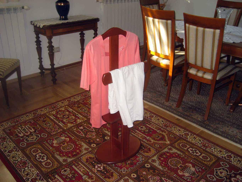 Fa szobainas használatban