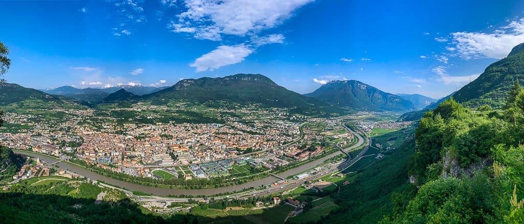 Trento in Trentino