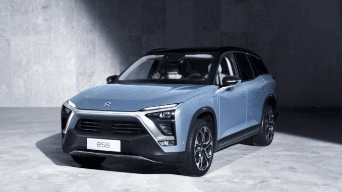 how to buy nio electric car shares