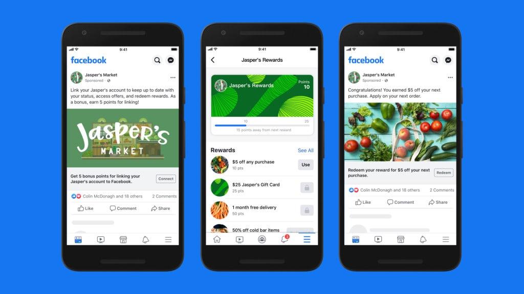 Facebook lance Facebook Shops