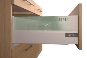 Intivo Glass Sided Pan Drawers