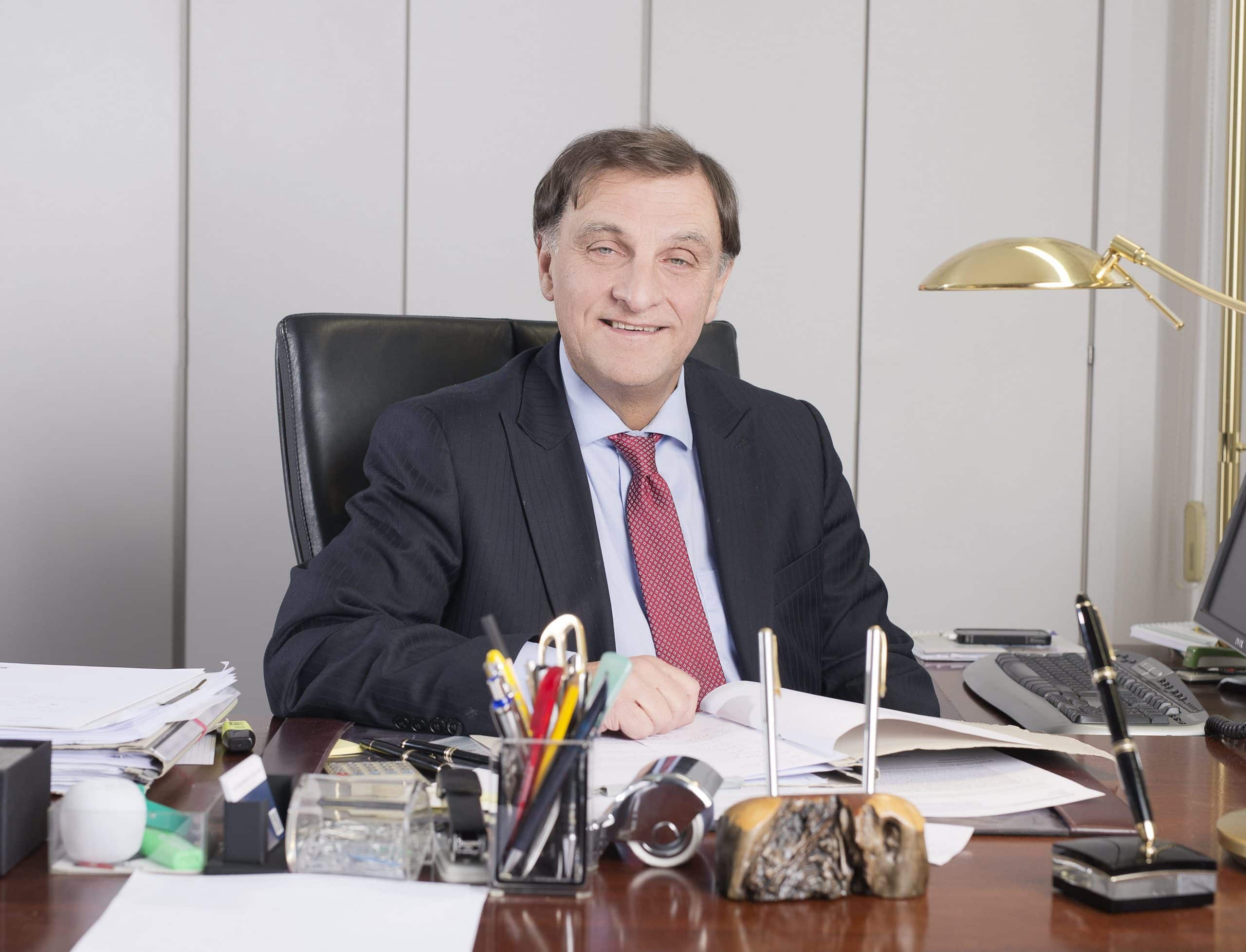 Dr. Trutz Graf Kerssenbrock