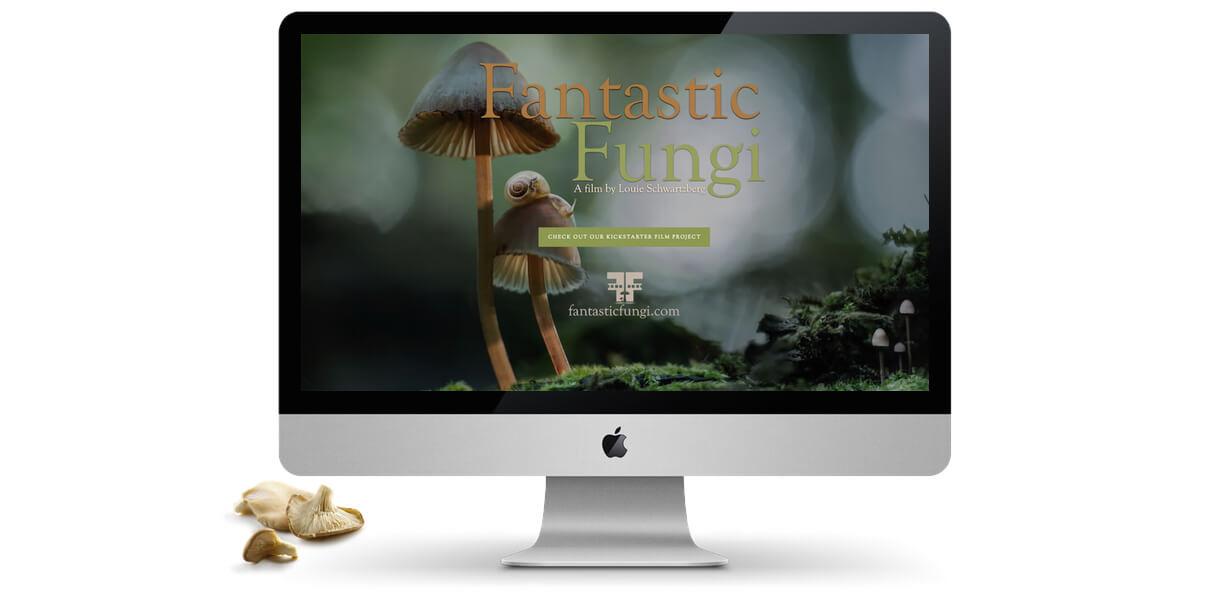 Fantatic Fungi Louie Schwartzberg