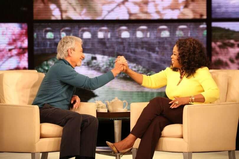 Oprah Winfrey Louie Schwartzberg
