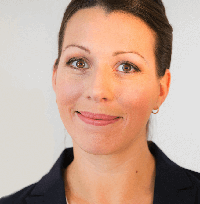 Malin Janssen, Director of Marketing & Sales, Aveny Ögonklinik