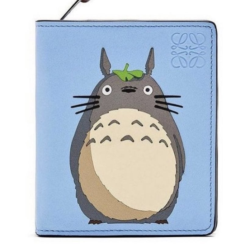 LOEWE x Mi vecino Totoro-cartera