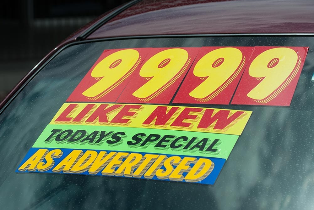 5 Tips To Choose A Used Car Dealer