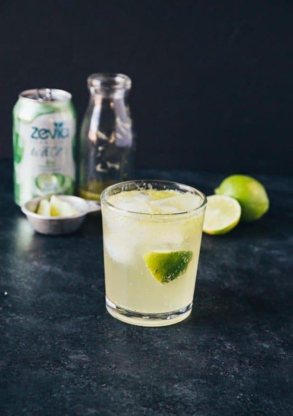 Agave Lime Virgin Margarita