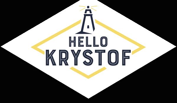 Hello Krystof