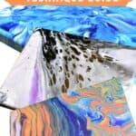Comprehensive Acrylic Pour Painting Technique Guide