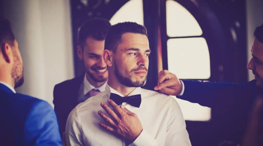 Wedding Day Tips for Grooms