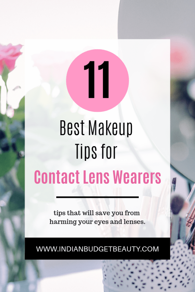 best makeup tips for contact wearers