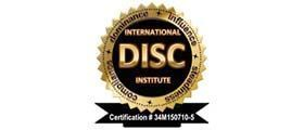 Logo Certificado metodo DISC Inés Taveira Coaching Madrid