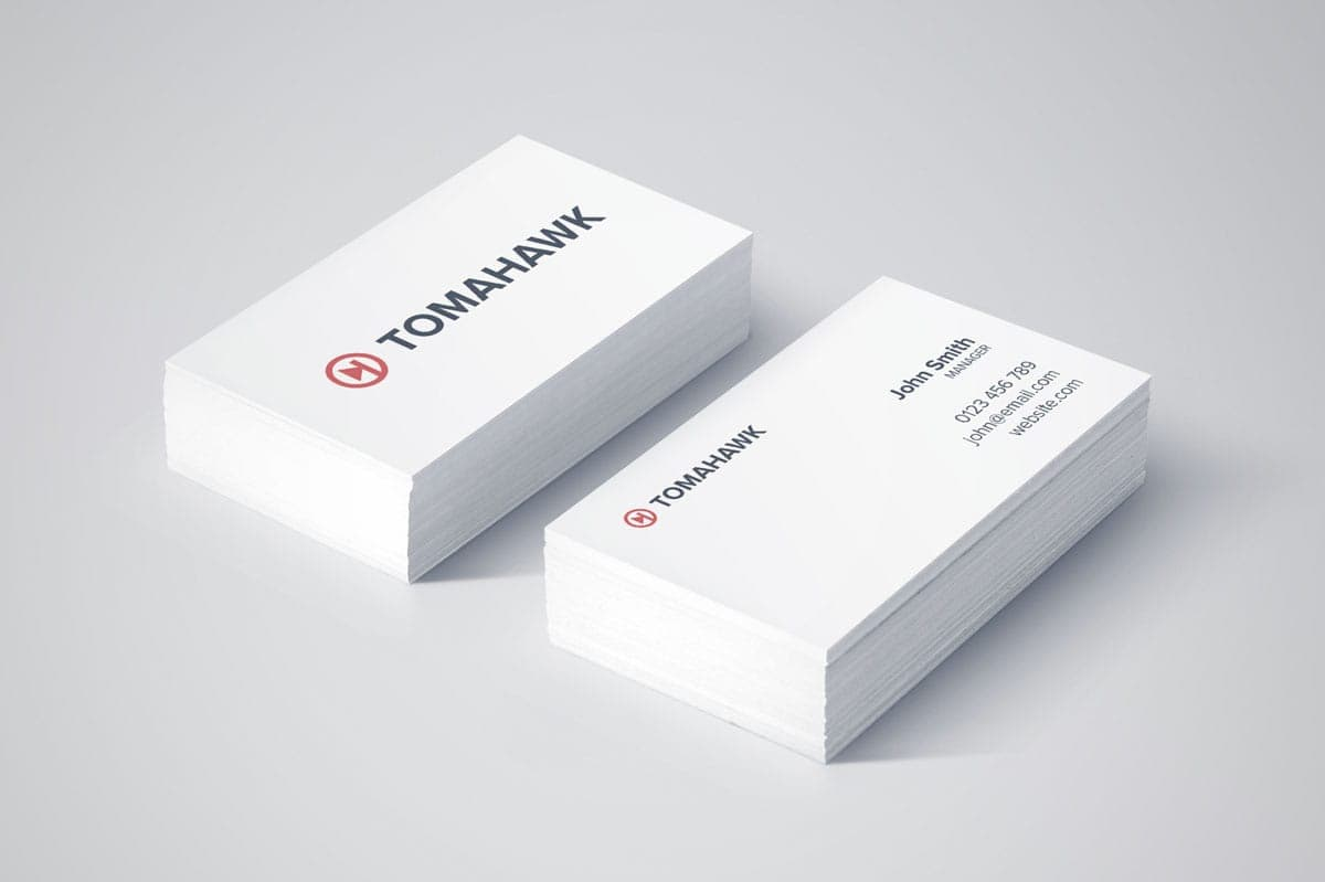 custom business stationery in Belfast