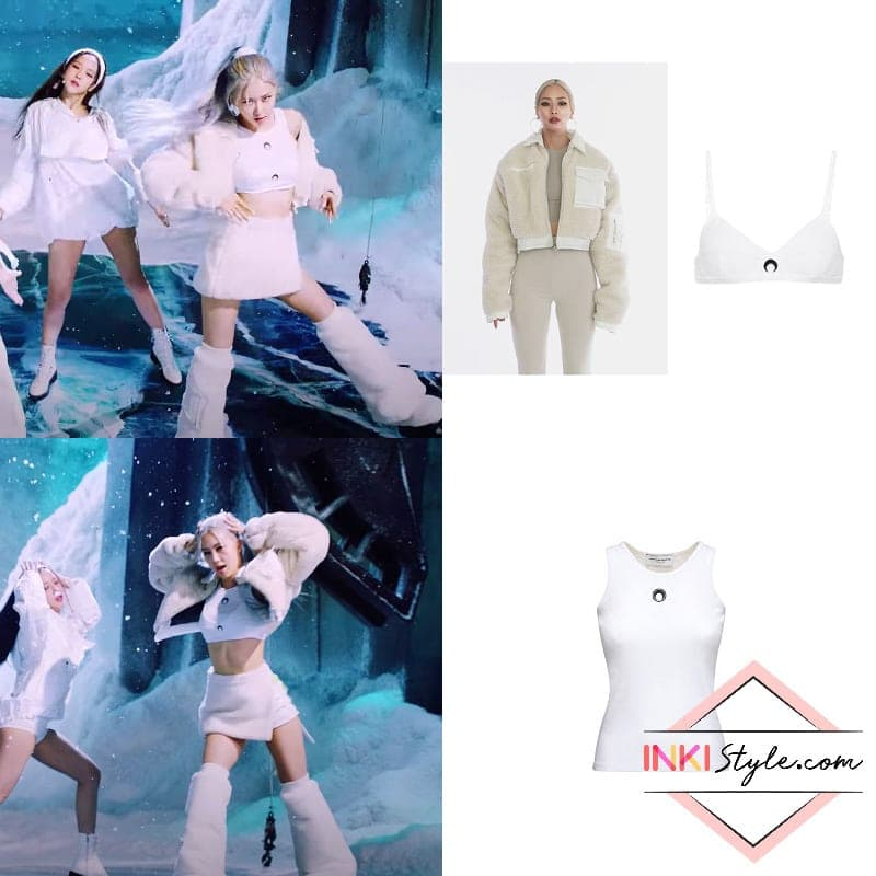 Blackpink S Outfits From How You Like That Mv Kpop Fashion Inkistyle