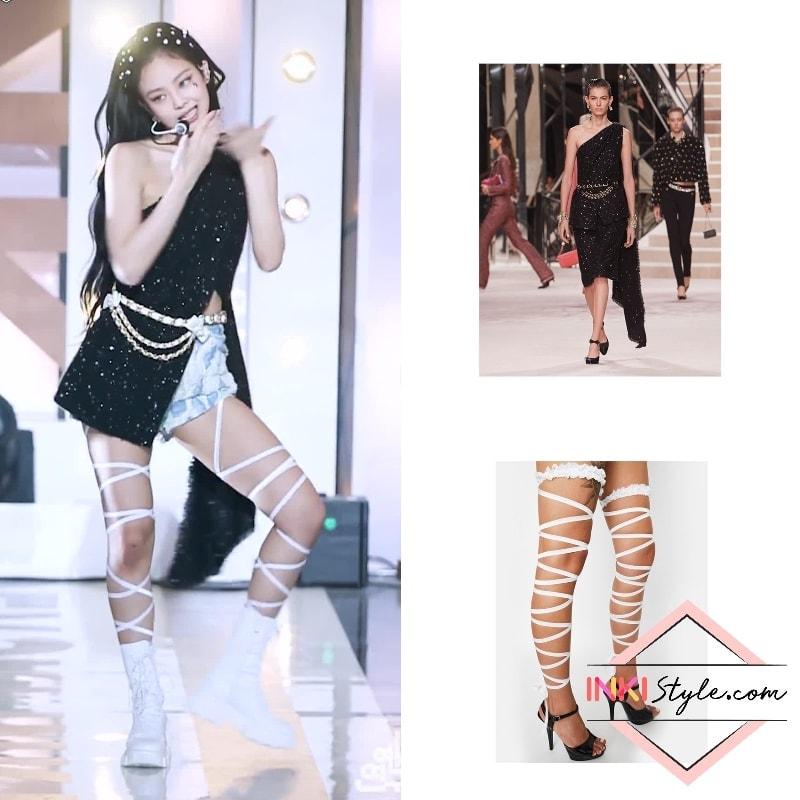 jennie shoes blackpink