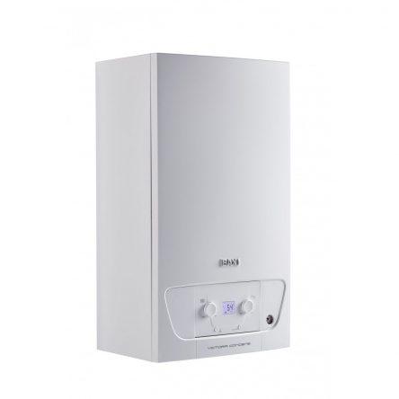 Instalar caldera a gas de condensación Baxi VICTORIA CONDENS 24/24 F