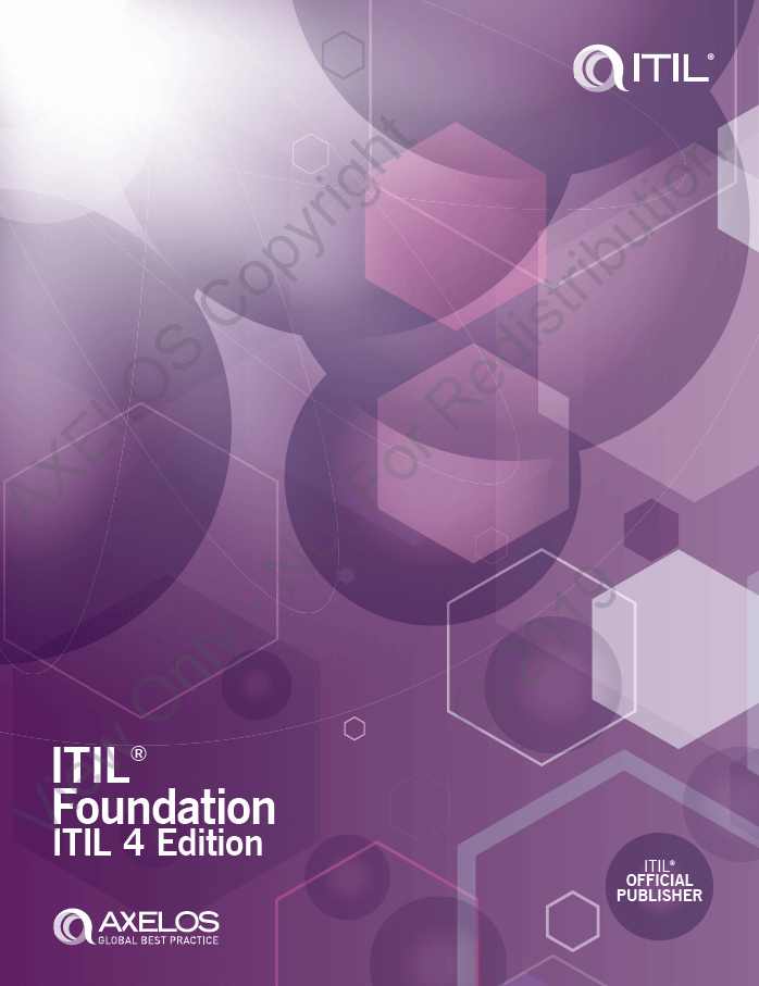 ITIL 4 Foundation Certification Training