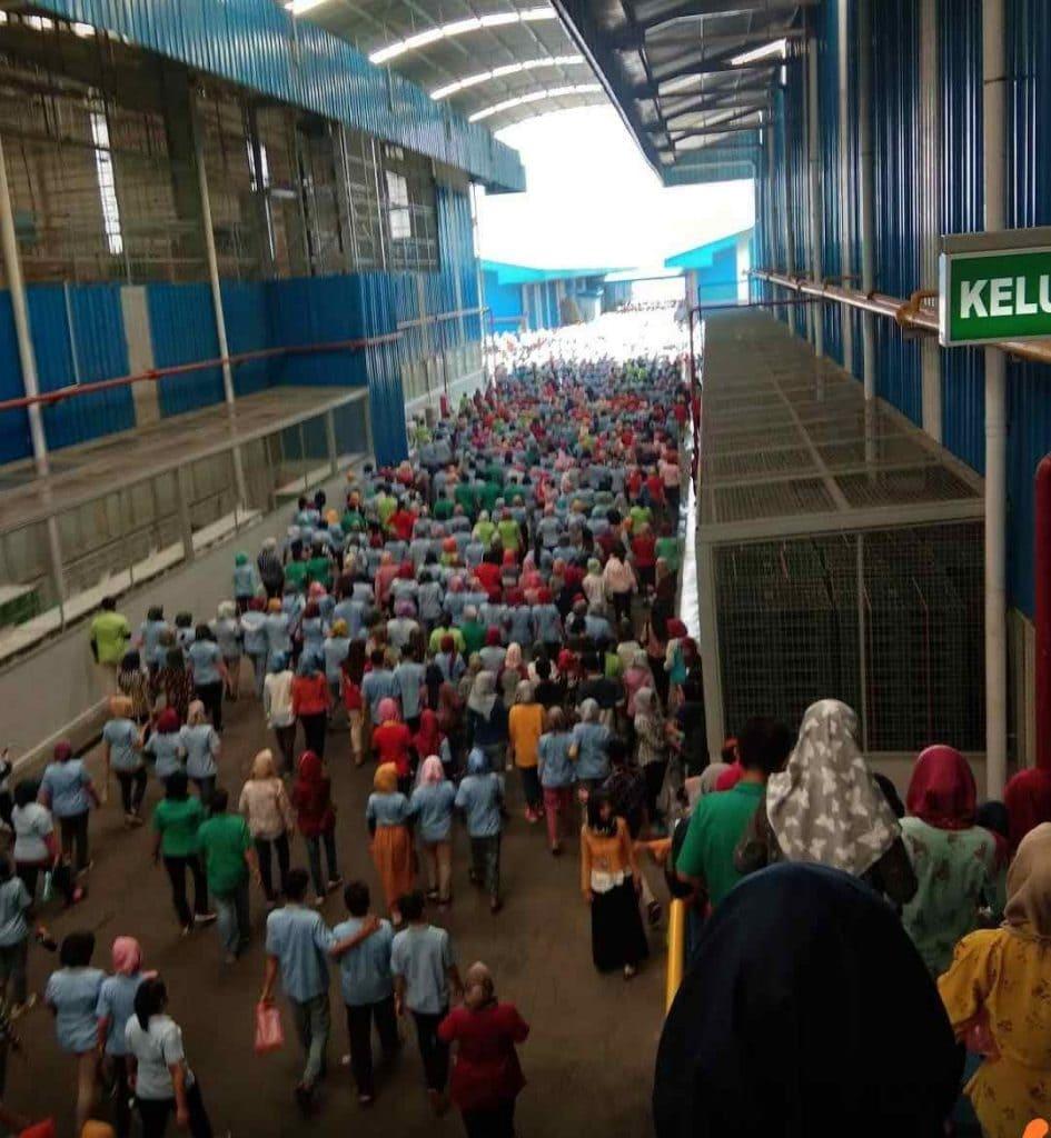 Hwi Jepara Pabrik Garmen Terbesar Di Kota Ukir Isjtv Com