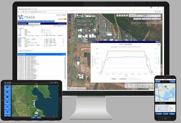 Хибридно клетъчно / сателитно GPS проследяване
