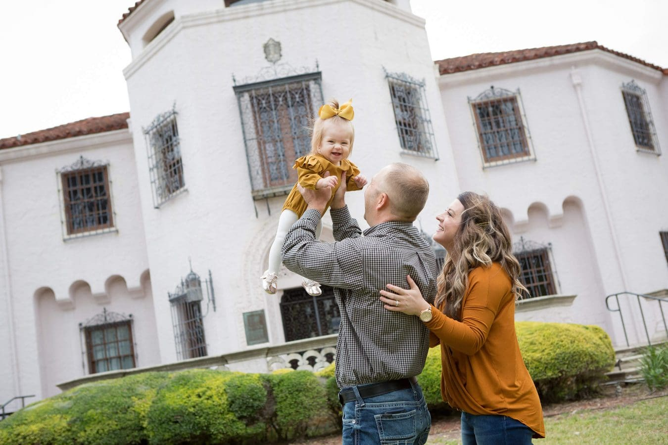family portraits mcnay san antonio fall outfits one year