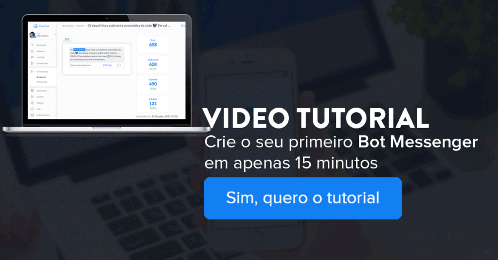 Video Tutorial Bot 15 minutos