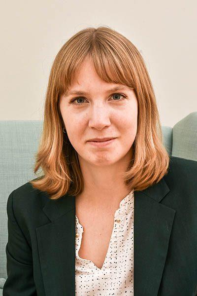 Annie Nürnberg frontal