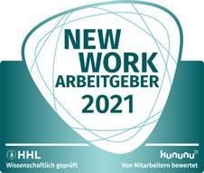 New Work Arbeitgeber 2021