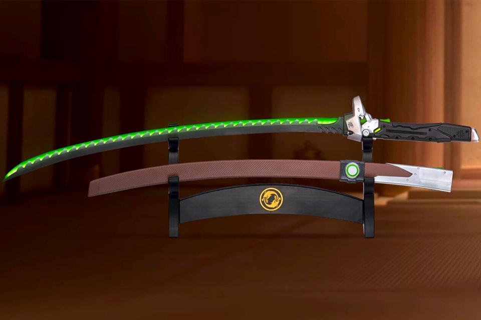Genji Sword Replica from Overwatch
