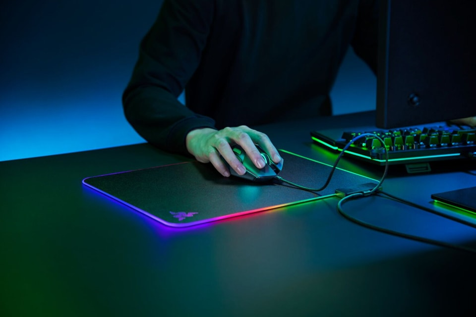 Razer Unveils New Firefly V2 Mouse Pad With Even Brighter LEDs