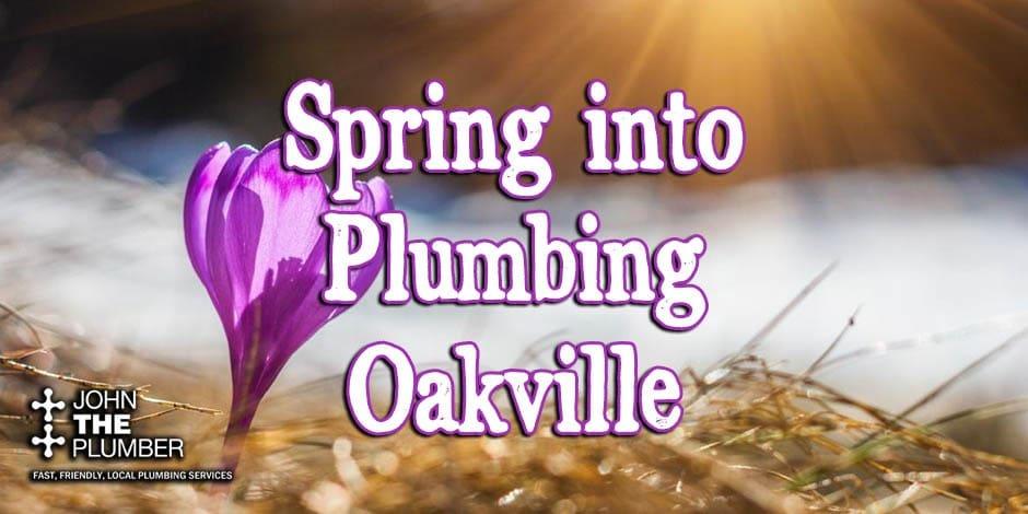 Spring Plumbing Oakville