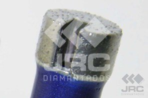 Broca Diamantada para porcelanato