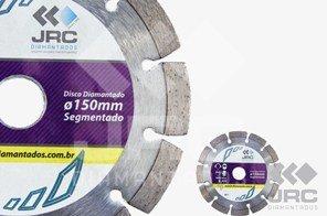 Disco Diamantado 150mm