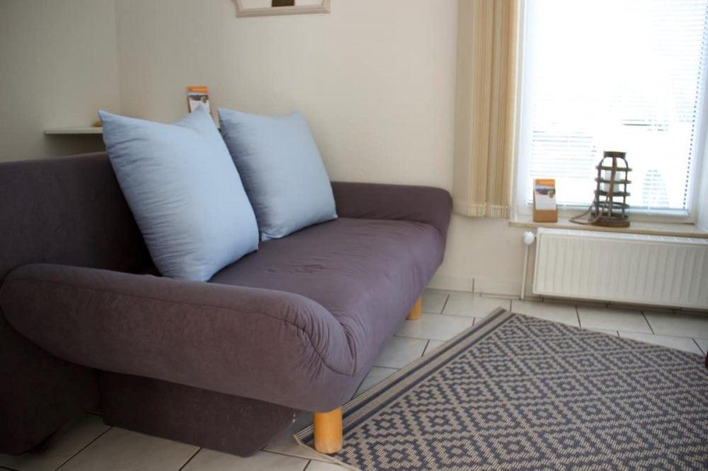 HPPsych Praxis Raum Sofa