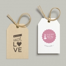 Gift Tag Design