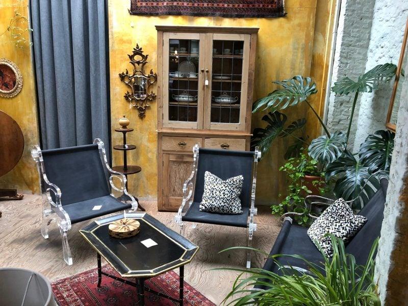 Kolonaki Antiques Interior Antwerpen