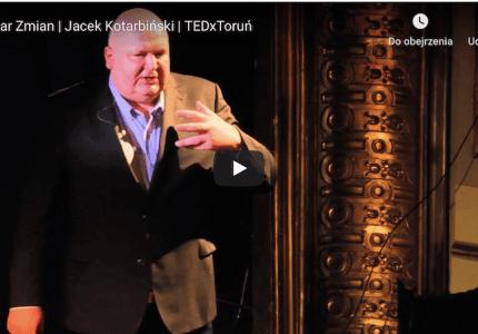Ikar Zmian | Jacek Kotarbiński | TEDxToruń