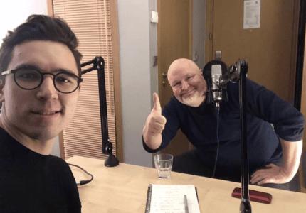Podcast zOlkiem Wandzelem