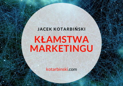 Kłamstwa marketingu