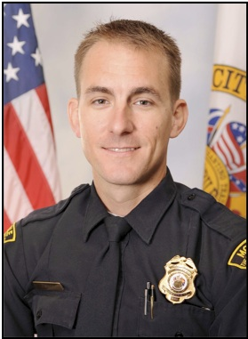 Himes named MPD Officer of the Month