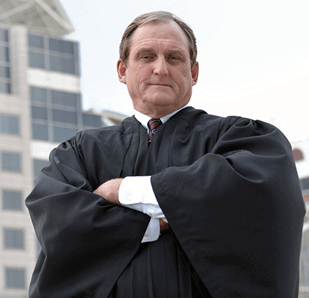 Six potential candidates to replace Judge Rusty Johnston