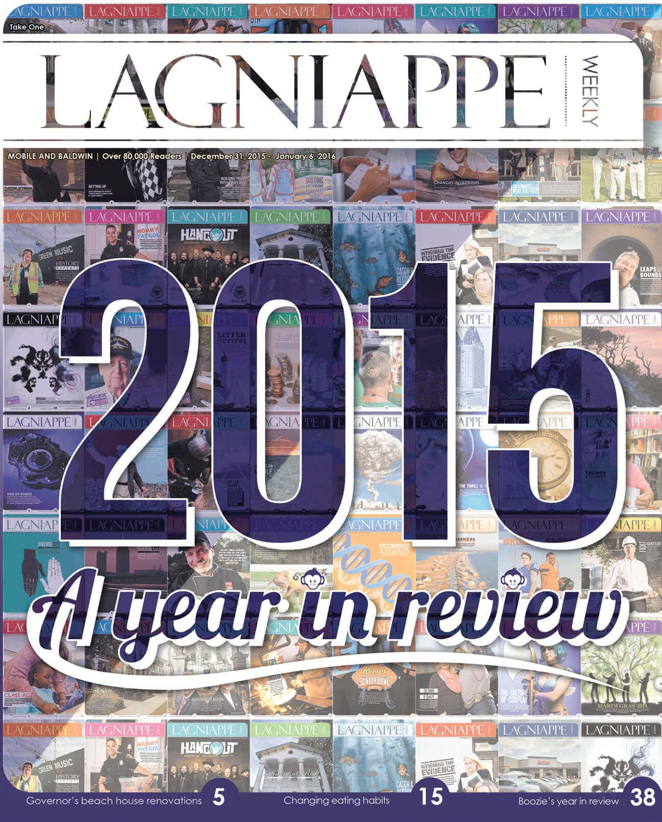 COVER STORY: 2015 Year in Review