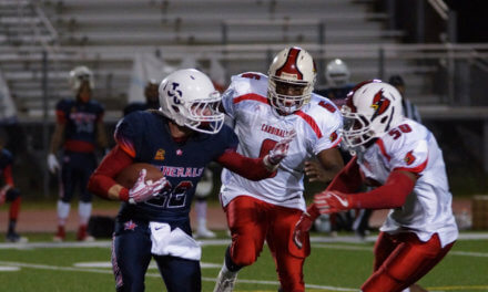 Semipro football scores touchdown for local fans
