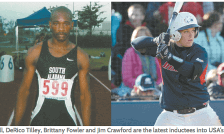 Four more stars join USA Athletic Hall of Fame
