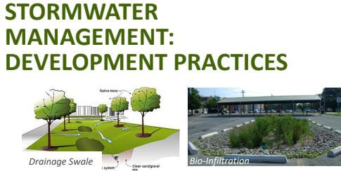 Workshop showcases new techniques to manage stormwater