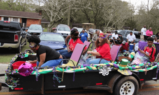 Inside the renegade Mardi Gras parades rolling outside city limits